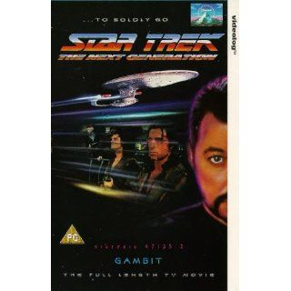 Star Trek NG Movie 9   Gambit [UK Import] [VHS] Patrick Stewart