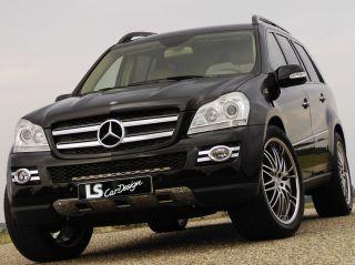 23 Mercedes G Klasse 164G Felgen Alufelgen 11x23 10