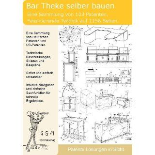 Bar Theke selber bauen 103 Patente zeigen wie! Software