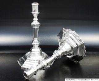 Kerzenleuchter Silber silver candlesticks flambeaux en argent Paris