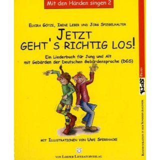 Jetzt gehts erst richtig los (dgs): Ein Liederbuch für Jung und Alt
