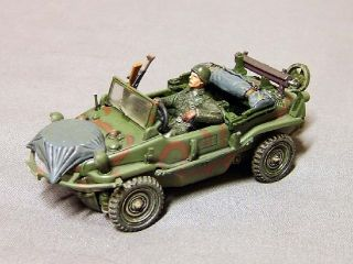 /Forces of Valor Schwimmwagen Typ 166 Die Cast Metall 132