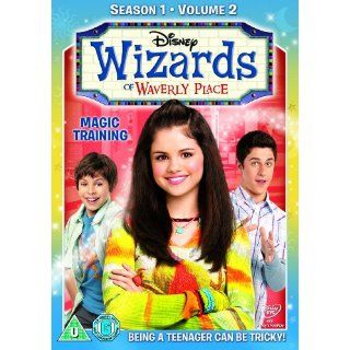 Wizards of Waverly Place   Series 1 Volume 2 UK Import