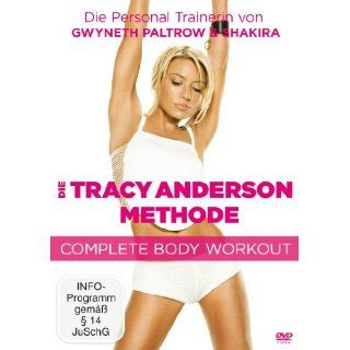 Die Tracy Anderson Methode   Complete Body Workout (2011) In der