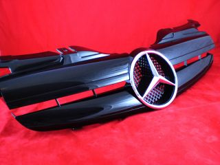Mercedes Benz R170 W170 SLK Grill AMG look Kuehlergrill Komplett
