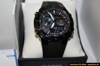 Casio EDIFICE  Mod. 5165   TEAM UHR RED BULL RACING   Sport