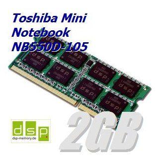 für Toshiba Mini Notebook NB550D 105 Computer & Zubehör