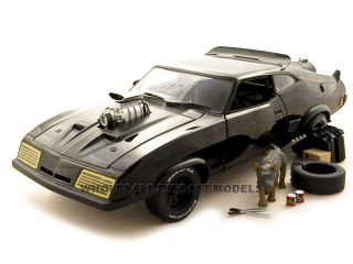 MAD MAX ROAD WARRIOR INTERCEPTOR 1:18 DIECAST MODEL CAR BY AUTOART