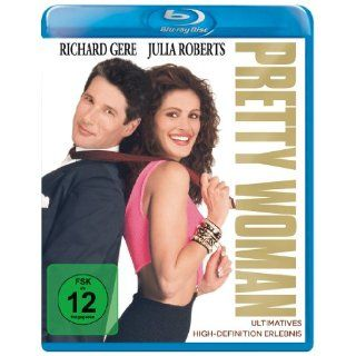 Pretty Woman [Blu ray] Julia Roberts, Richard Gere, Jason