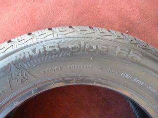 573) 4x Winter Reifen 185/65 R15 88T UNIROYAL MS Plus 66 XXL Angebot