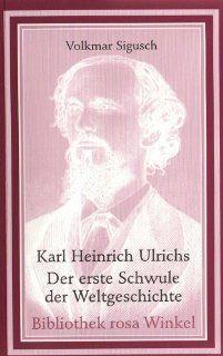 Ulrich inszenierte so etwas wie das erste Coming out der modernen