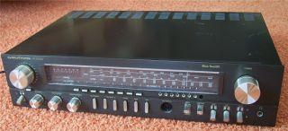 Grundig R1000 Hifi Stereo Receiver Verstärker Defekt