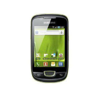 Samsung Galaxy Mini S5570 Smartphone 3,2 Zoll lime