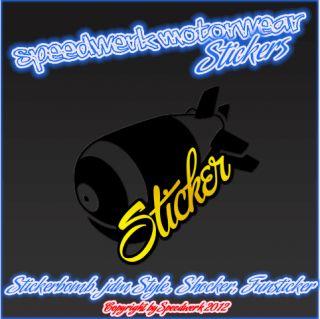STRICHLISTE BLITZER   Sticker (mit extra Strichen zum erweitern )