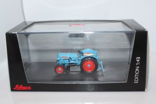 43 Schuco Eicher Tiger EM 200 Farm Tractor