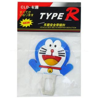 Doraemon Sicherheitsgurt Schnalle Auto Deko