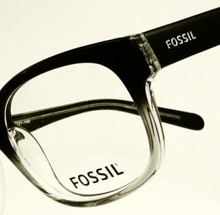 FOSSIL® Brille Luxus Fassung ROCKY HILL Black Multi OF2077 016