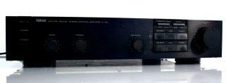 Yamaha C 40 Natural Sound Stereo Control Amplifier HiFi Vorverstaerker