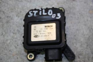 Fiat Stilo 192 1,9 JTD Stellmotor Heizung 0132801144