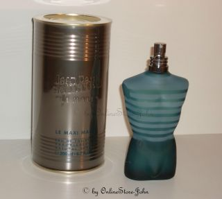 Jean Paul Gaultier   Le Male Maxi   200ml EDT Eau de Toilette