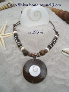 15x Halskette Shiva Auge Großhandel Schmuck / n193