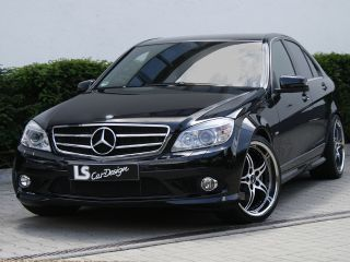 19 Mercedes Benz Felgen Alufelgen C Klasse HO