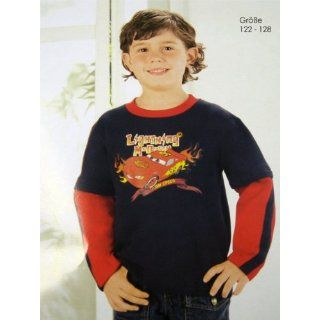 Kinder Sweatshirt Disney Cars Gr 122 128 Pullover Küche