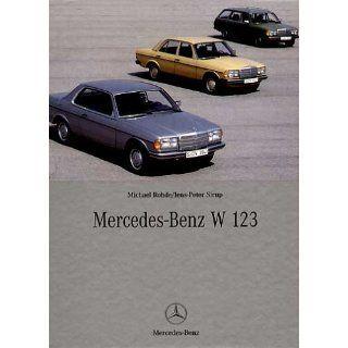 Mercedes Benz W 123 Michael Rohde, Jens Peter Sirup