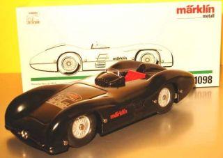 Märklin 118 81098 SoMo Mercedes BenzW 196 Museum schwarz