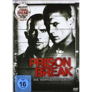 Prison Break   Die komplette Serie [24 DVDs] Wentworth