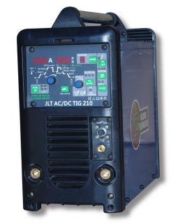 WIG IGBT Inverter JLT AC/DC TIG 210 Pulse HF + MMA