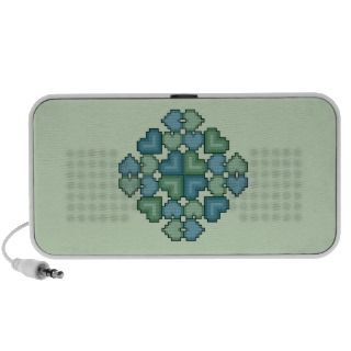 Hearts Touch Speaker