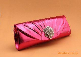 Elegance Rhinestone Evening Wedding Handbag Purse