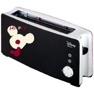 DeLonghi Ariete 127 Disney Milano Langschlitztoaster / 1000 Watt / 2