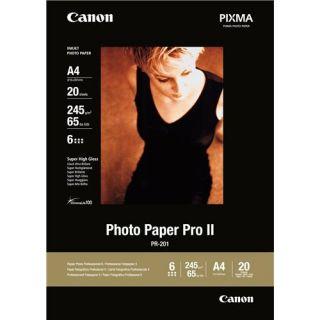 Canon PR 201 Fotopapier A4 20 Blatt high gloss