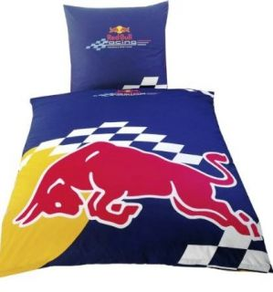 Bettwäsche Red Bull Racing 155x220/80x80 NEU