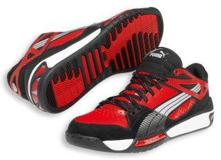 DUCATI Puma HYPERMOTO Sneakers Turnschuhe Schuhe ROT NEU 2013