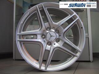 Mercedes AMG Felgen Styling 4 C Klasse W204 Felge Satz