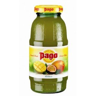 Pago Mango Maracuja 0,2 l: Lebensmittel & Getränke