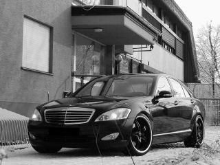 21 Mercedes S Klasse Typ 221 W221 Felgen Alufelgen