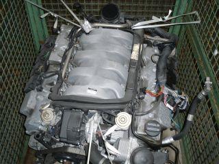Mercedes Benz Motor Benzin M 113967 225 kW 306 PS Euro 4 Norm V8 500
