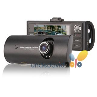 8IR LED Auto kamera Car Dashboard Cam DVR Monitor Video Recorder HD