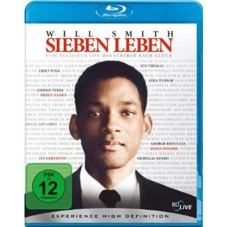 Sieben Leben [Blu ray] Will Smith, Rosario Dawson, Woody