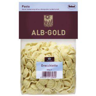 Alb Gold Pasta Orecchiette, 6er Pack (6 x 500 g Packung)   Bio