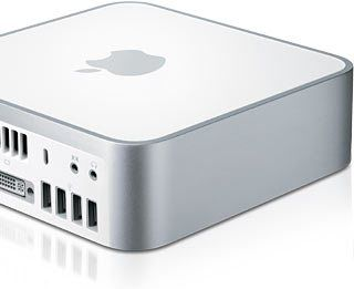 Apple MB139 Mac mini Desktop PC (Intel Core 2 Duo 2,0 GHz, 1GB RAM