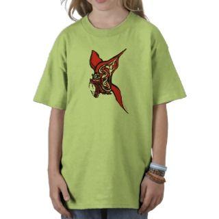 Vampire Bat Tee Shirts