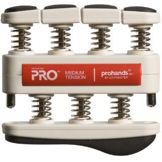 Pro Hands Fingertrainer Pro medium, Red, 230x140 Sport