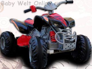 Kinder Elektro Auto Quad Raptor Style 12V/60W *Antrieb mit 2 Motoren