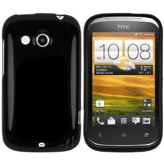 HTC Desire C Smartphone 3,5 Zoll Stealth Black Elektronik