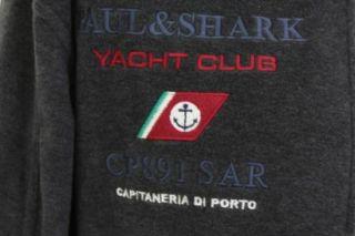 Paul & Shark YACHTING Strickjacke Cardigan Sweatjacke Gr. L Guardia